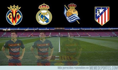 Los mejores memes del sorteo de semifinales Champions League  messi desaparecido