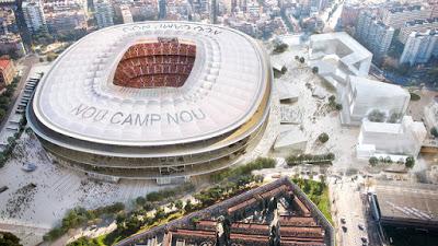 El Nou Camp Nou Espai Barça | Nuevo estadio FC Barcelona