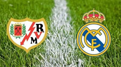 Previa del Rayo Vallecano-Real Madrid. Jornada 35