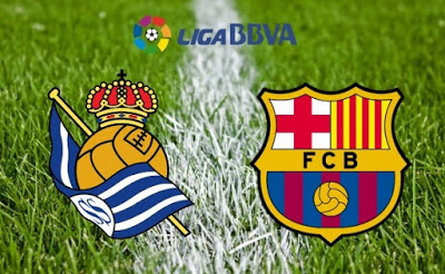 Alineación y previa Real Sociedad-Barcelona. Jornada 32