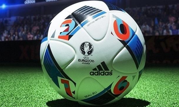 Beau Jeu  el Balón oficial Eurocopa Francia 2016 84a16707d5870