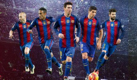 equipacion barcelona 2016 2017