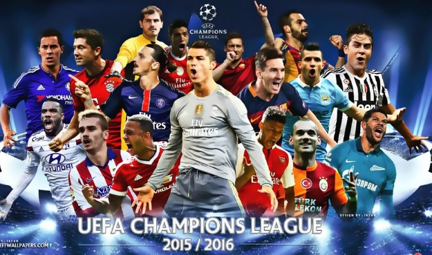 Champions League 2016 película