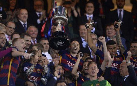 barcelona campeon copa rey 2016