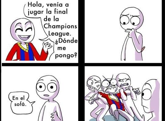 memes final champions 2016