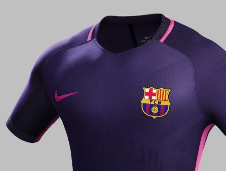 02a1aff8c3871 La camiseta del FC Barcelona Temporada 2016-2017