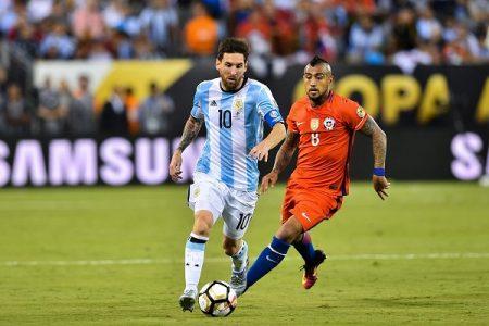 argentina messi vidal final copa america centenario