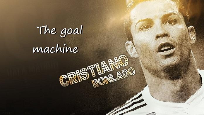 cristiano ronaldo goal machine 2016