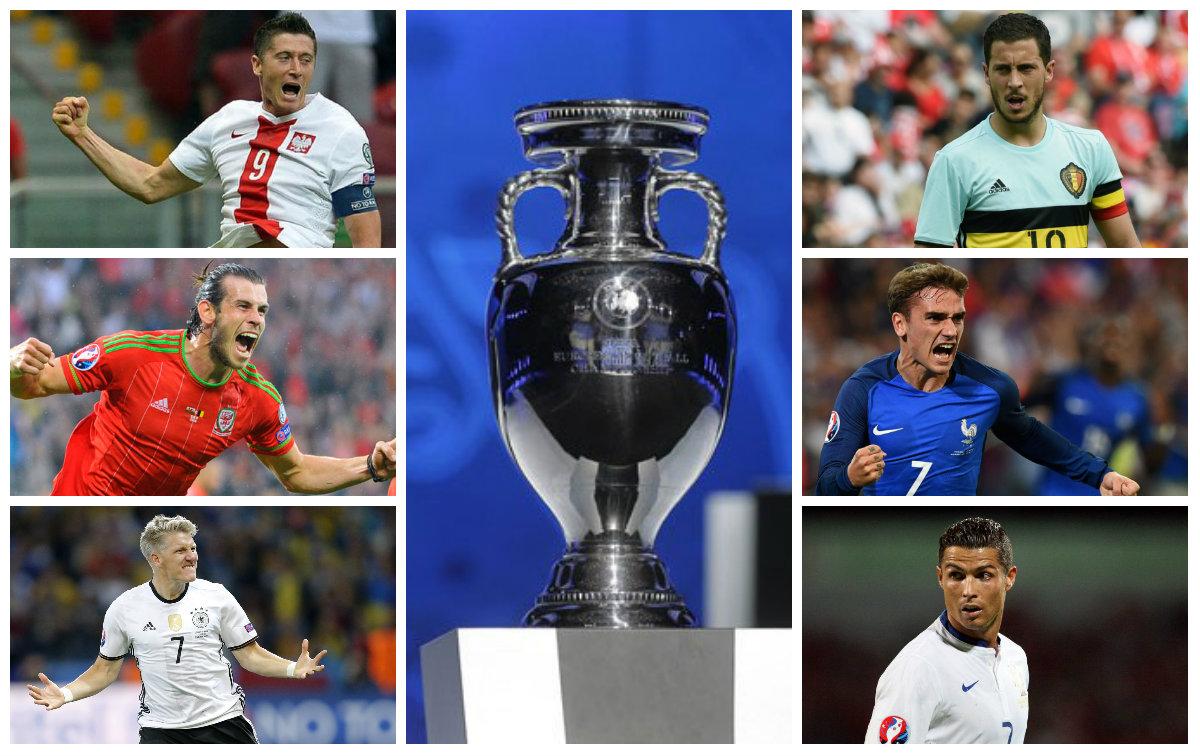 Alineaciones Cuartos Eurocopa 2016