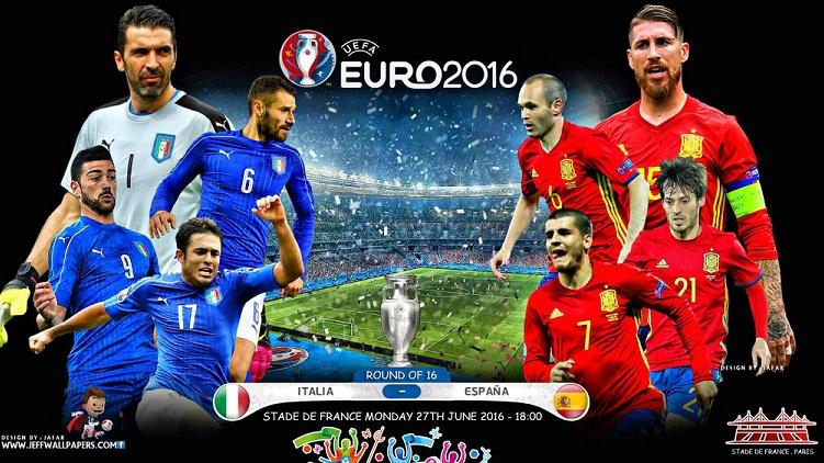 alineaciones octavos eurocopa