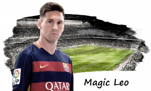 Magic Leo Messi 2016