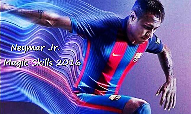 Neymar Magic Skills 2016