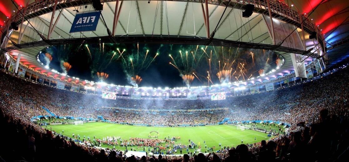 imagenes estadio maracana