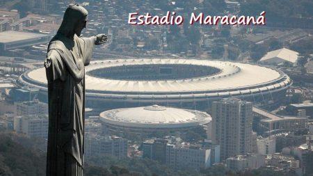 Estadio Maracaná, Río de Janeiro | Fabulosas Imágenes