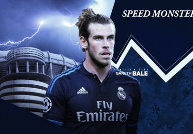 Gareth Bale Speed Monster | Video HD