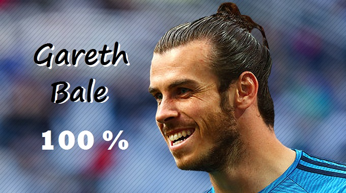 Gareth Bale 2016-2017