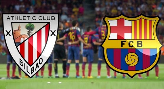 Alineación Athletic Bilbao-Barcelona Jornada 2