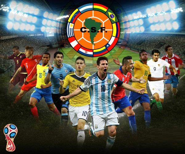 Eliminatorias Sudamericanas Mundial Rusia 2018