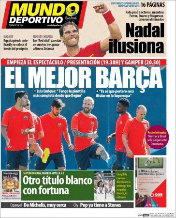 diario-mundo-deportivo-gamper-barcelona-sampdoria