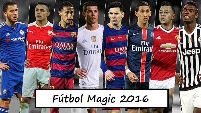 Fútbol Magic 2016