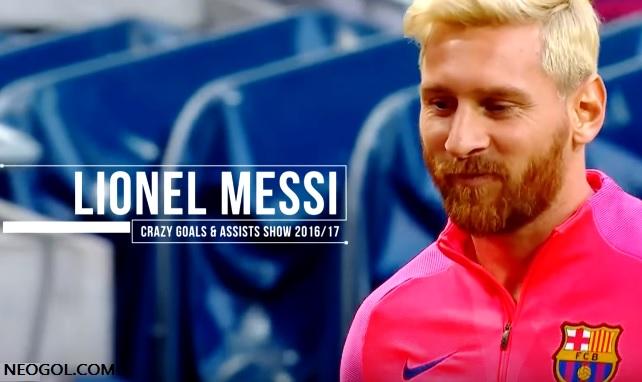 Lionel Messi la saeta rubia blaugrana