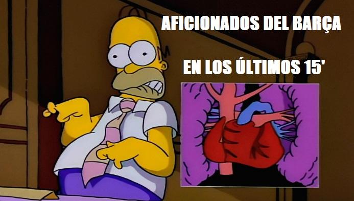Memes Athletic-Barcelona 2016