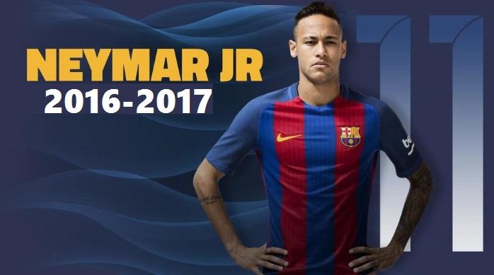 Neymar 2016-2017