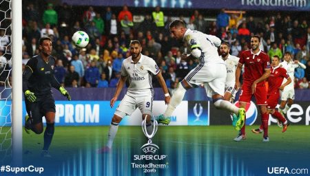 Real Madrid Campeón Supercopa Europa 2016