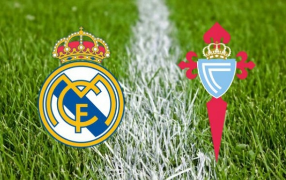 Alineación Real Madrid-Celta Jornada 2