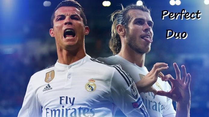 Cristiano Ronaldo-Gareth Bale perfect duo
