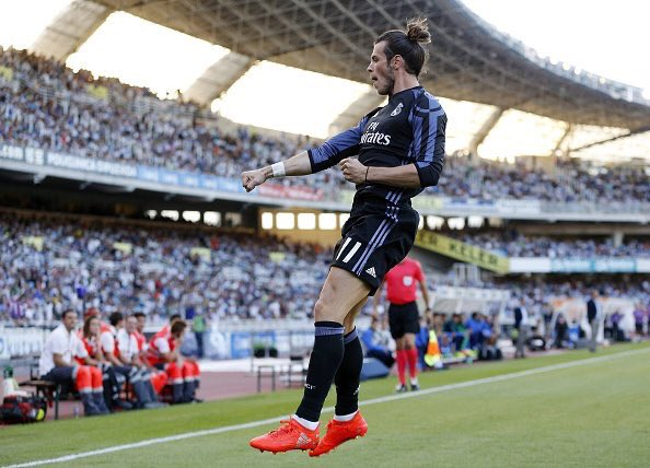 Real Sociedad 0-Real Madrid 3