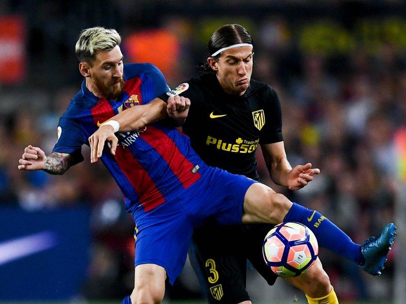 Barcelona-Atlético Madrid 2016