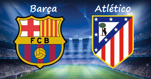 Alineación Barcelona-Atlético Madrid Jornada 5