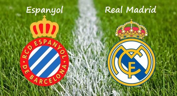 Alineación Espanyol-Real Madrid