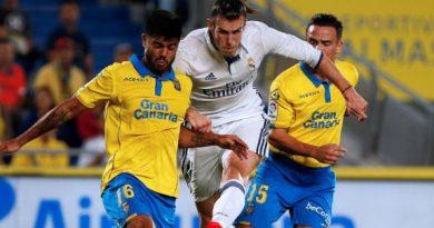 Las Palmas 2-2 Real Madrid   Jornada 6 Liga Española 2016