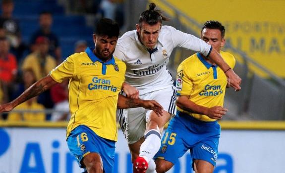 Las Palmas-Real Madrid 2016 Jornada 6
