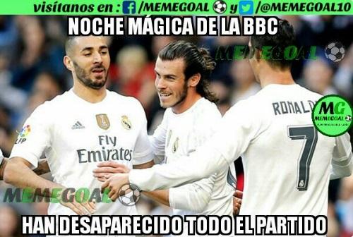 Memes Real Madrid-Villarreal 2016