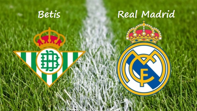 Alineación Betis-Real Madrid