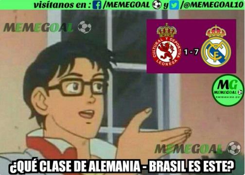 Memes Cultural Leonesa-Real Madrid