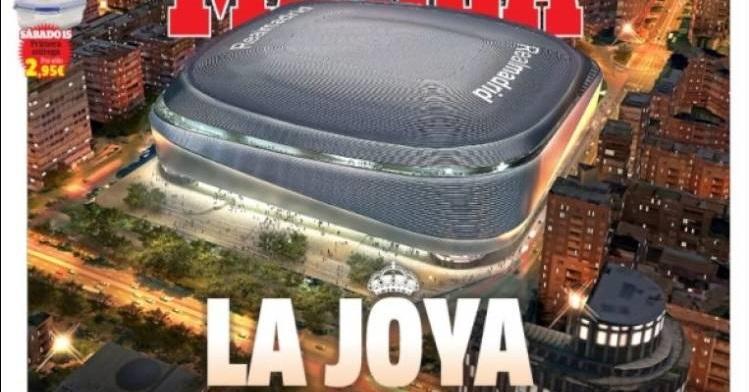 El Nuevo Bernabéu