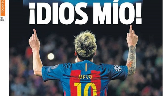 Repaso Messi Pep hat-trick messi repaso pep guardiola dios mio