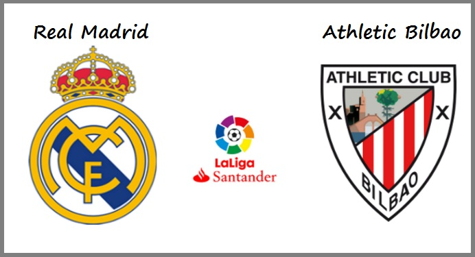Alineación Real Madrid-Athletic Bilbao Jornada 9