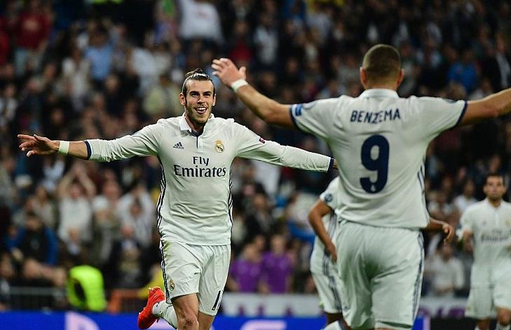 Real Madrid-Legia Varsovia Champions