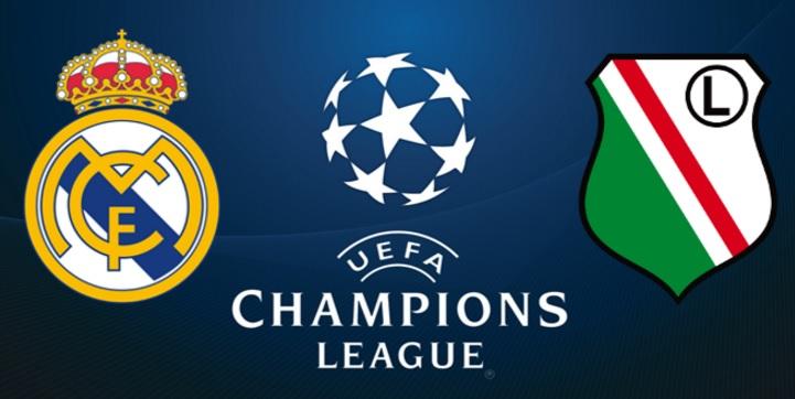 Alineación Real Madrid-Legia Varsovia