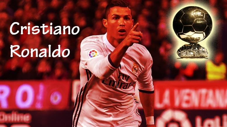Cristiano Ronaldo rumbo Balón de Oro