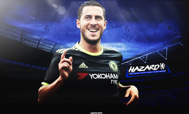 Eden Hazard Is Back