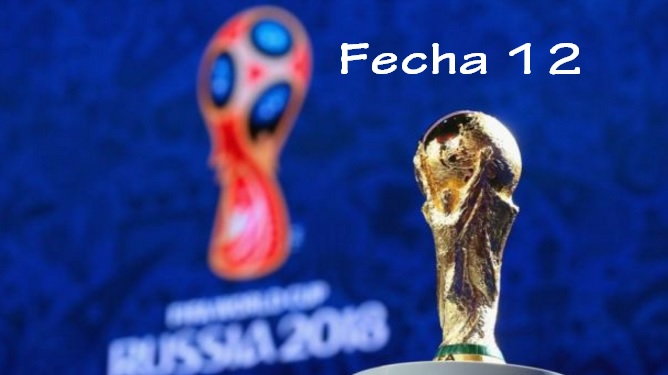 Eliminatorias Sudamericanas Fecha 12