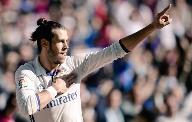 Real Madrid Leganés La Liga 2016 bale
