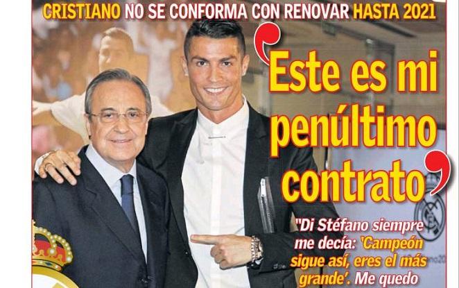 Cristiano Ronaldo 2021