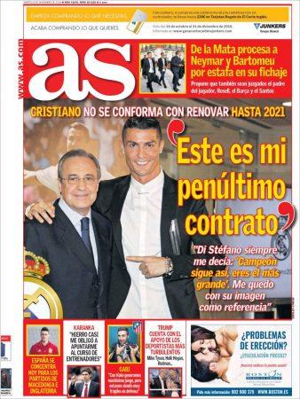 portada-as-ronaldo-2021
